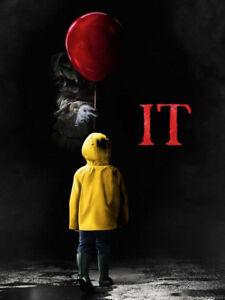 Stephen King's IT! (2018 blu-ray)