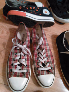 Converse Shoe Sale Kids & Adults Like New $25 or Less London Ontario image 5