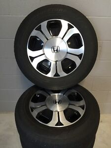 "CIVIC 15"" ALLOY RIM AND TIRE PACKAGE"