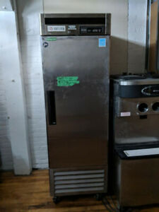 Stand up Commercial Steel Fridge