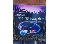 Aqua adapter and extension hose