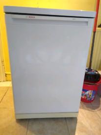 White under counter fridge - Bosch Exxcel