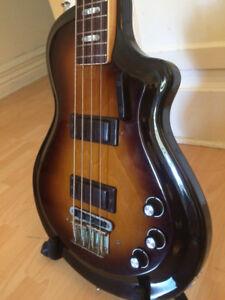 Bass Yamaha sb50 1972