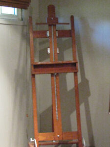 Large Art Easel For Sale Kitchener / Waterloo Kitchener Area image 1