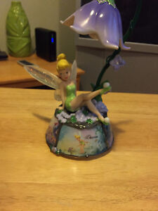 Disney Tinkerbell collectable lamp