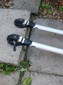 Thule bike fork carriers