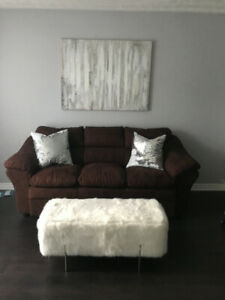 Couch and Arm Chair for Sale $250 OBO