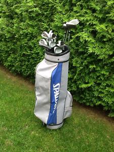 Ensemble de golf pour homme droitier