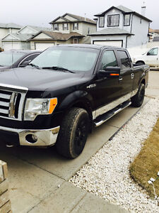 2009 Ford F150 XLT new engine