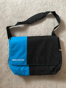 VMware VMworld 2008 Messenger Bag NEW never used