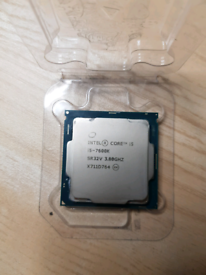Intel Core i5 7600K 7600 K Processor CPU 3.8 GHz (up to 4.2GHz) LGA115