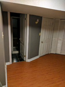 PRIVATE One Bedroom Basement unit in the Heart of Pickering!