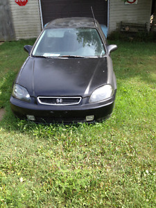 1996 Honda Civic Hatchback
