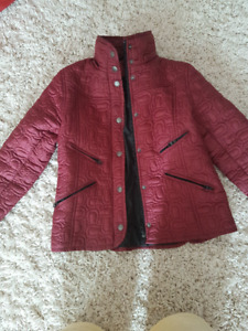 Girl - Light Fall Jacket - EUC - size 7/8