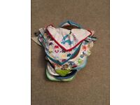 Bib Bundle for baby's/toddlers