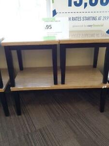 *** USED *** ASHLEY WILDER COFFEE/END TABLES   S/N:51209628   #STORE228