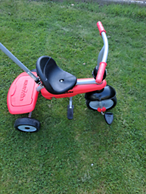 Red ORIGINAL SMARTRIKE & instructions.. Excellent condition. Rrp £79