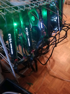 2 Mining Rigs Left For Sale!