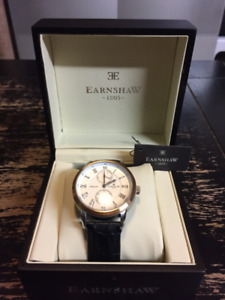 Thomas Earnshaw Wristwatch - Automatic White Dial-Exquisite!