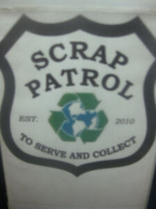 SCRAP PATROL - FREE SCRAP PICK-UP