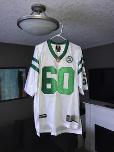 Autographed Roughriders Jersey