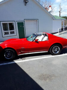 1977 Vette (420Hp) T-Top Must Be Seen