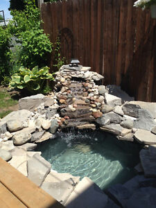 Pond Liner *** Make your landscaping one to desire this spring Kitchener / Waterloo Kitchener Area image 5
