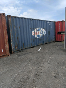 Shipping containers for sale!! All sizes 2000.00