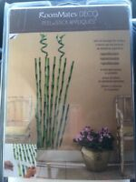 Large Bamboo Wall Decals Applique (New)