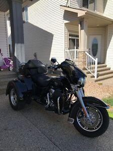 2013 Tri-Glide Harley Davidson Trike