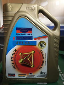 **German Formulated** - 100% Fully Synthetic Oil