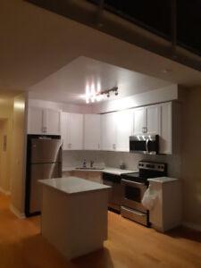 1 Bedroom Loft -All Inckusive  SQ1 Area