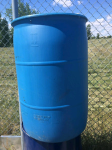 55 Gallon Poly Drums For Sale