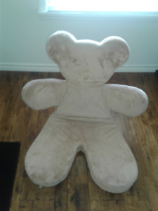 Children's pose-able BEAR chair
