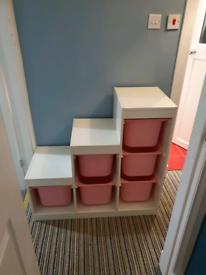 Ikea box drawers