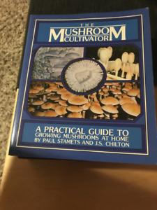 Mushroom Groving-Cultivator books by Paul Stamets