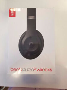 BRAND NEW Beats by Dr. Dre Studio 3 Wireless