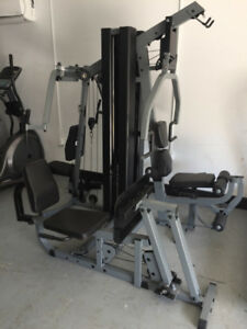 FITNESS EQUIPMENT USED COMMERCIAL