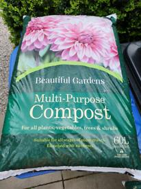 60L Multi Purpose compost