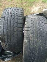Toyo garit observe KX winter tires 235/45/17