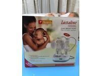 Lactaline Dual Breast Pump