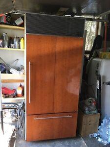 Frigidaire réfrigérateur sub zero