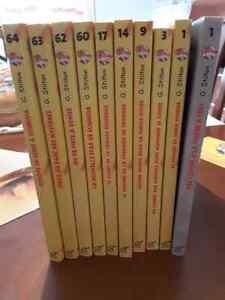 Livre pour enfants Geronimo  Stilton 5$ chacun Gatineau Ottawa / Gatineau Area image 1