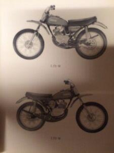 1972 Yamaha LT2 LT2M Parts List USA Regina Regina Area image 2