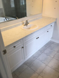Bathroom Single Vanity