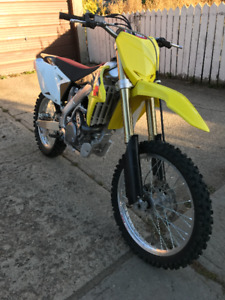 2013 Suzuki Rm-z 450 Like new Very mint !!!
