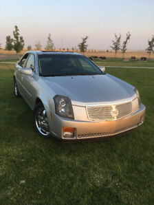 2006 Cadillac CTS 2.8 manual 6-speed RARE FIND      $6800
