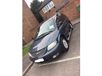 Chrysler voyager 2.4 lx manual 62k