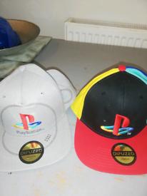 PlayStation caps