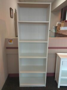 Various Excellent Condition Shelving Units